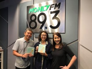 StEpS by Kris Ang (MoneyFM 89.3)