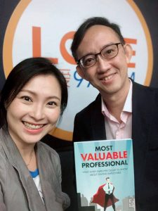 Most Valuable Professional by Terence Chiew (LOVE 972FM)