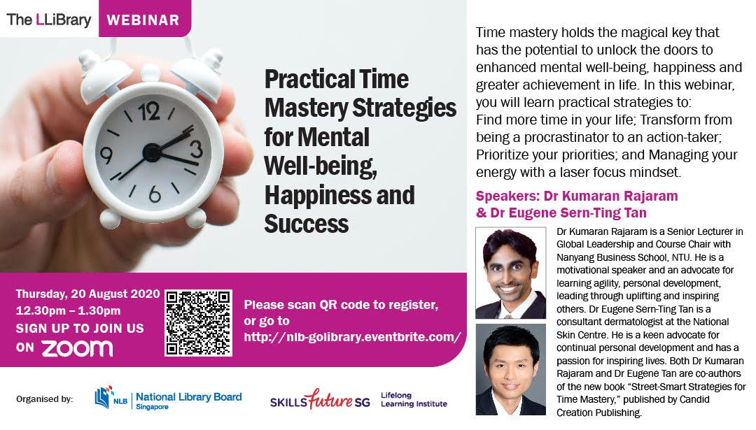 Practical Time Mastery Strategies for Mental Well-being, Happiness and Success