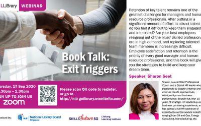 Book Talk: Exit Triggers