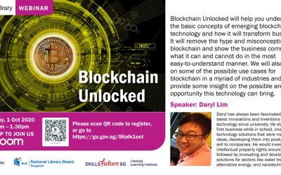 Book Talk: Blockchain Unlocked